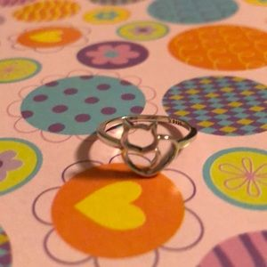 😻kitty cat ring😻size 6😻s925